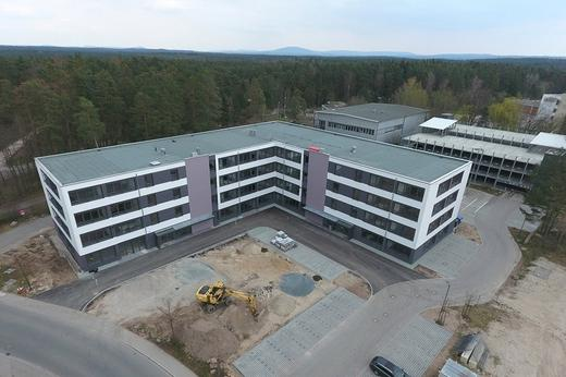 New headquarter of Paessler AG