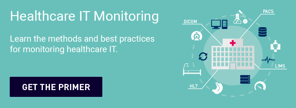 Monitoring Healthcare IT: A Primer