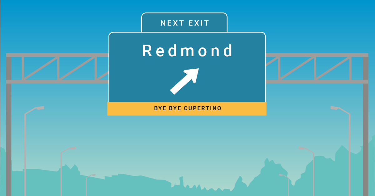 escape cupertino return to redmond a hands on practice guide