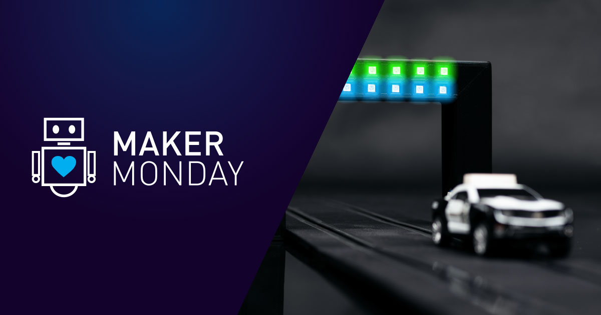 Maker Monday Returns With...Slot Cars?