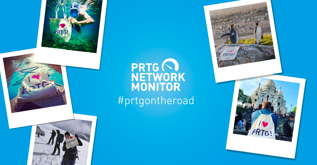 PRTG On the Road Winners, in Pictures