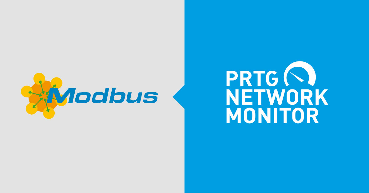 getting modbus tcp data into prtg