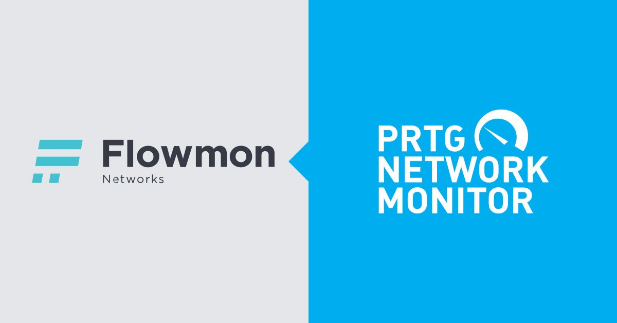 Perfect monitoring - combine PRTG's breadth with Flowmon's depth