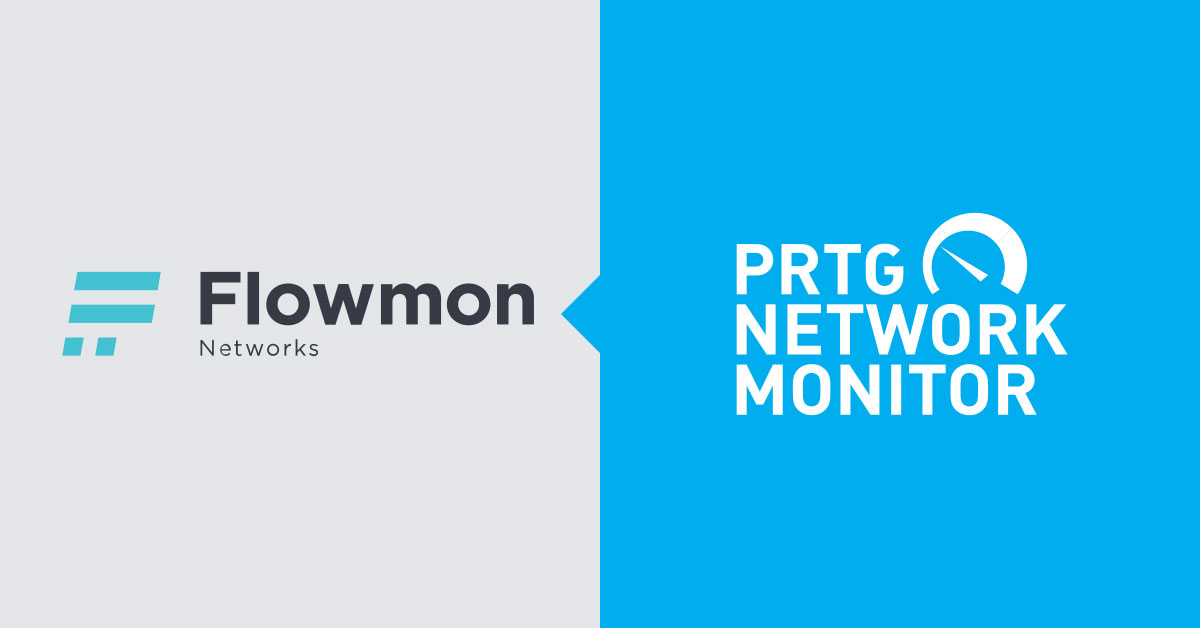 Perfect monitoring – combine PRTG's breadth with Flowmon's depth