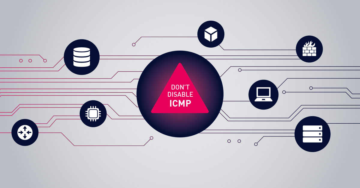 Disabling ICMP and SNMP won't increase security, but will impact network monitoring