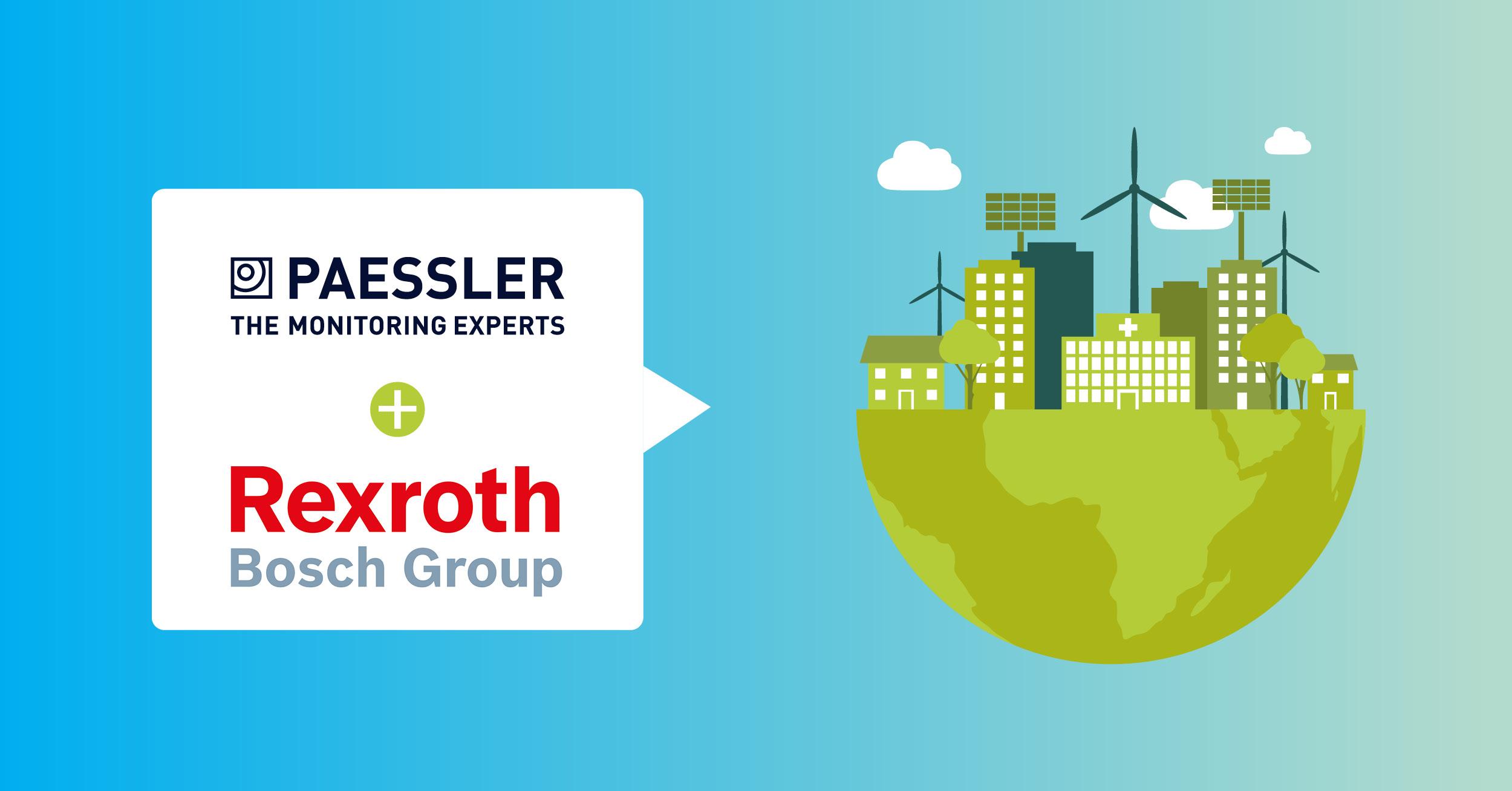 PRTG supports intelligent manufacturing at Bosch Rexroth