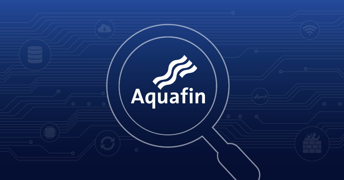 Aquafin keeps infrastructure clean with PRTG