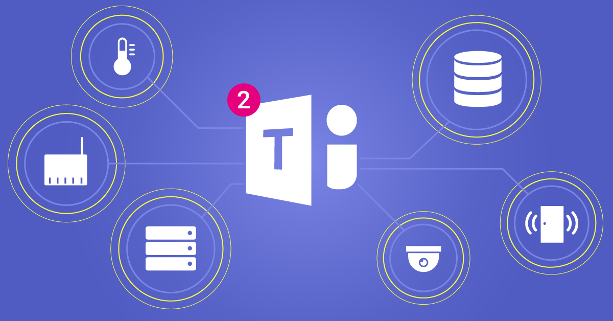 Get alerted on data center outages with Microsoft Teams